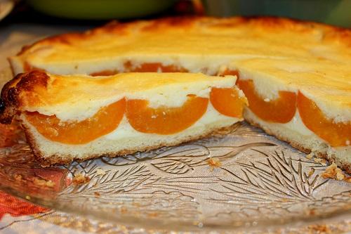 Рецепты пирогов из замороженных абрикос