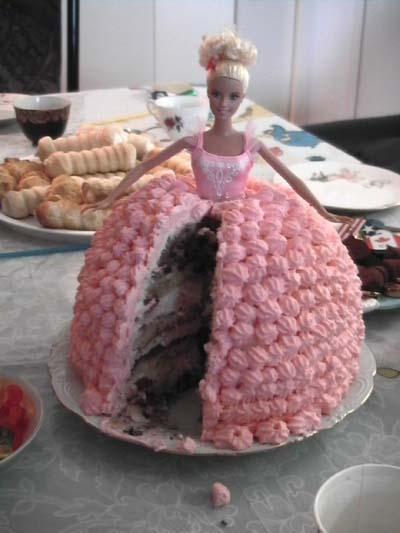 Торт барби пошаговый рецепт с фото