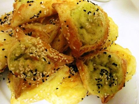 рецепт салата из маринованных баклажан