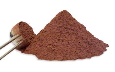 ...продукт переработки семян шоколадного дерева, Theobroma cacao.