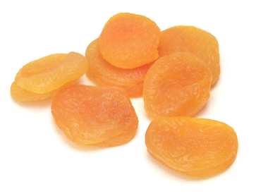 Шарлотка из абрикос
