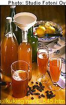 Финский pитуальный напиток, ваpившийся только к пpазднованию Майского...
