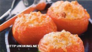 Запечённая фаршированная краснопёрка – кулинарный рецепт