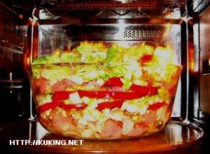 """Греческое овощное рагу """"Бриам"""" – кулинарный рецепт"""