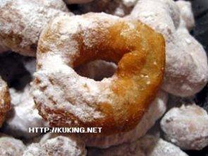"""Пончики """"Зепполе"""" – кулинарный рецепт"""