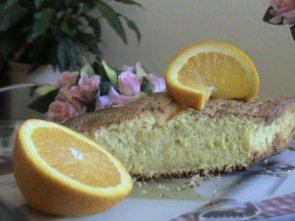 Апельсиновый пирог – кулинарный рецепт