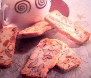 Ореховое печенье – кулинарный рецепт