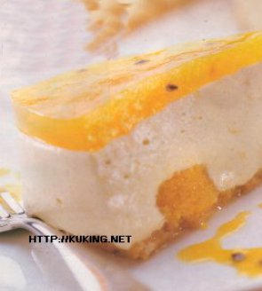 Вкус тропиков: рецепт чизкейка манго-маракуйя