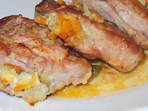 Блюда из индейки  russianfoodcom