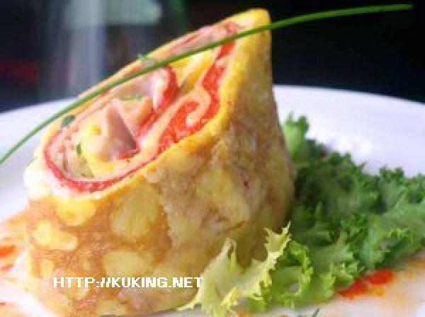 блюда из фарша красной рыбы рецепты с фото