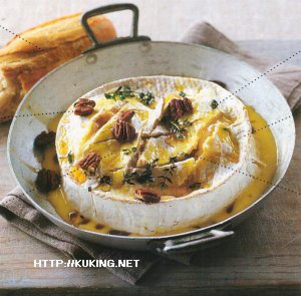 Сыр запеченный в духовке