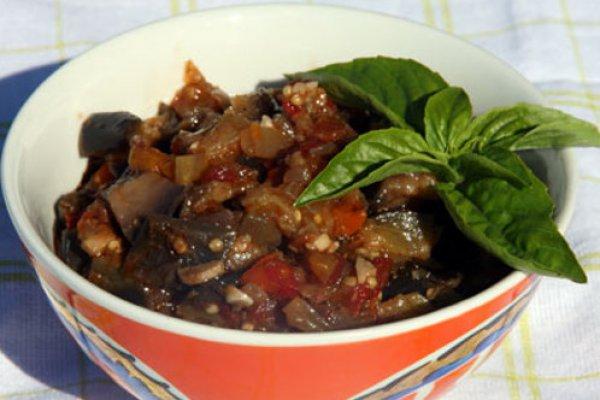 187Рецепт из баклажанов грузинская кухня