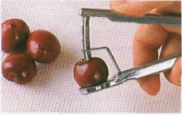Косточки из вишни своими руками 488