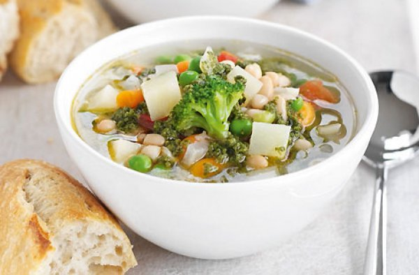 сборник рецептур суп овощной