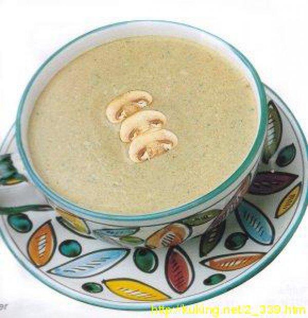 Мастер класс ханса 2 грибной суп пюре для новичков #1