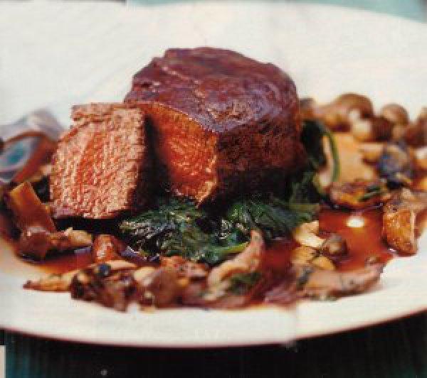 Блюдо картошка с грибами в духовке