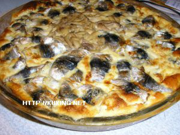 салака в духовке рецепт с фото