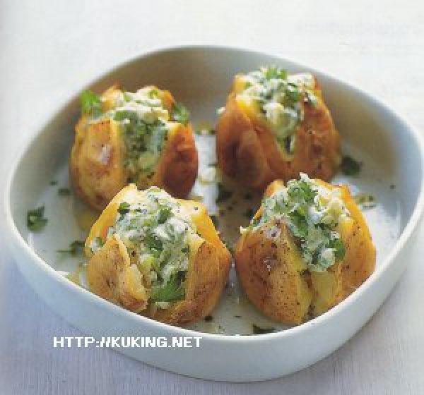 Запеченная картофель рецепт 291