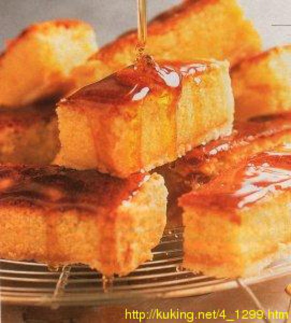 Рецепты выпечки на меду