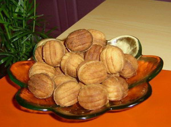 Печенье орешки, грибочки, шишки, ракушки ссср - учимся печь. скачать движущиеся картинки на рабочий стол