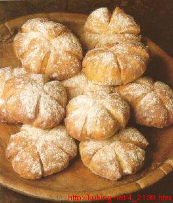 булочки с луком рецепт