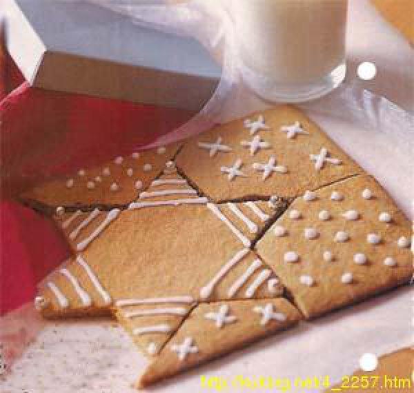 Пряничное тесто рецепт для печенья