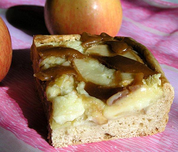 Карамболь с яблоками рецепт