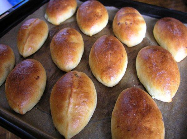 Картофельное тесто для пирожков