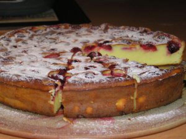 Пироги с творожной массой