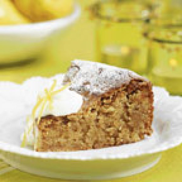 рецепт испанский торт сантьяго