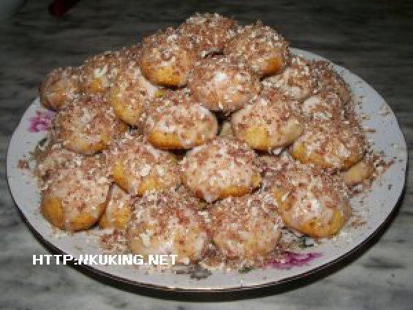 торт глухариное гнездо рецепт