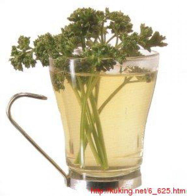 чай из петрушки свойства