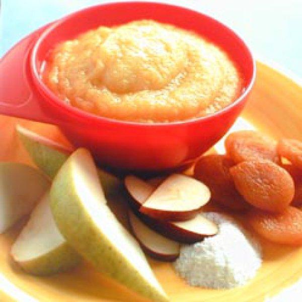Как сделать пюре из абрикосов для грудничка