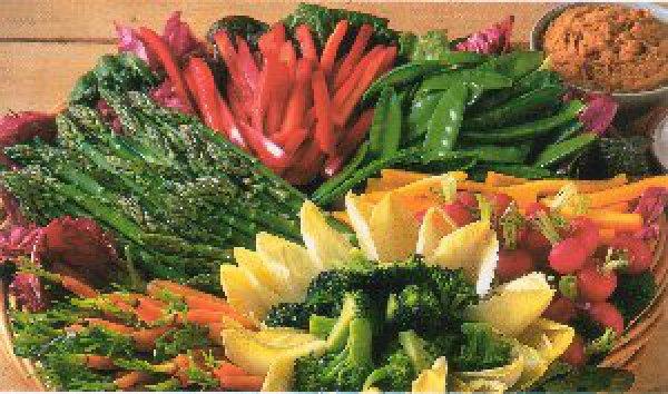 Рецепты из сырых овощей 182