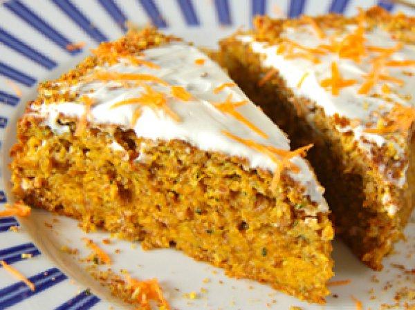 морковный торт с апельсиновым соком рецепты с фото