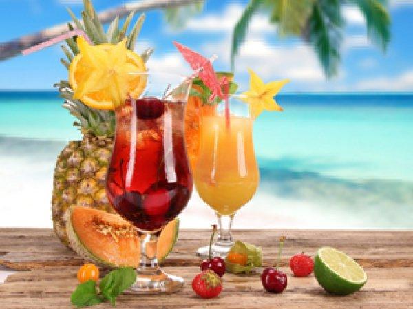 тонизирующий фруктовый коктейль рецепт