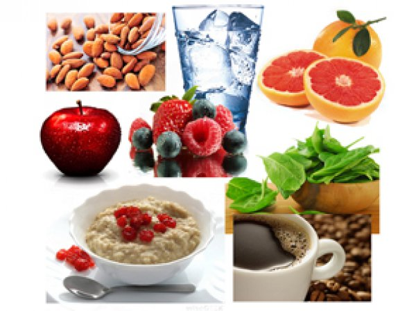Еда от которой худеешь