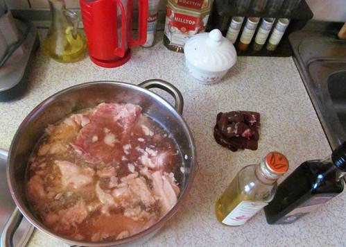 Рецепт цветной капусты с яйцом и сметаной